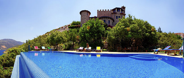 Villa Chateau Kas Turkey