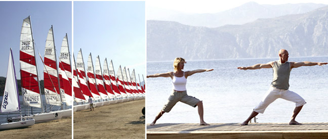 Yoga hotels turkey