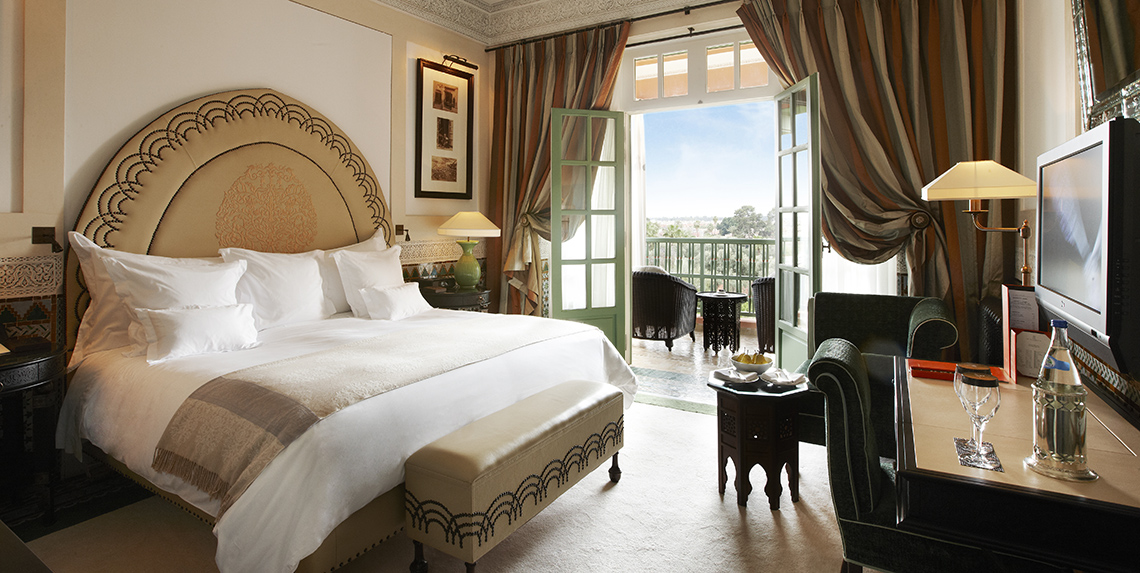 La mamounia hotel agdal deluxe room - Prix chambre hotel mamounia marrakech ...